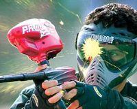 painball'da maske