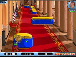 Presidential Paintball Oyunu